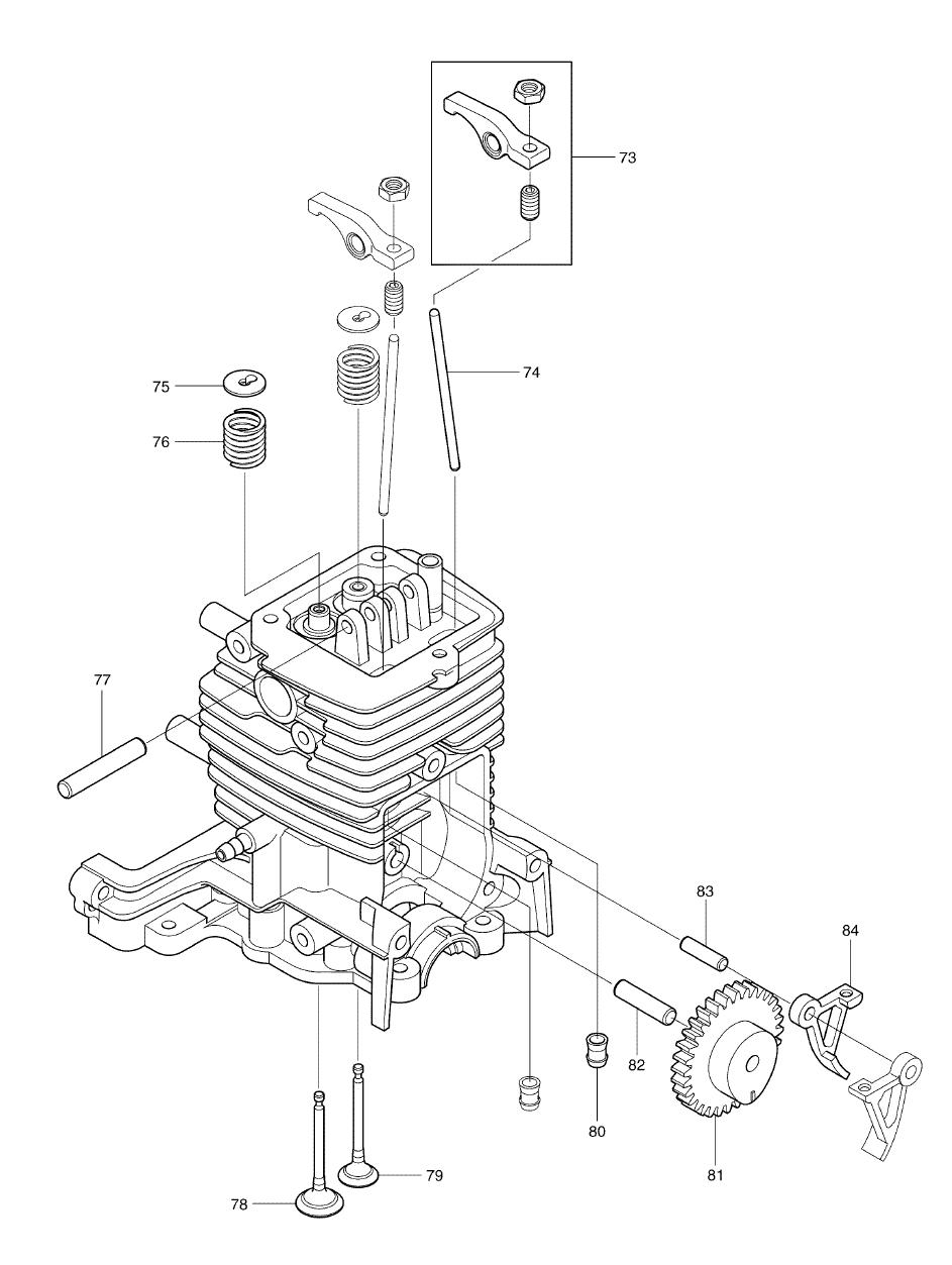PB2504-makita-PB-3Break Down