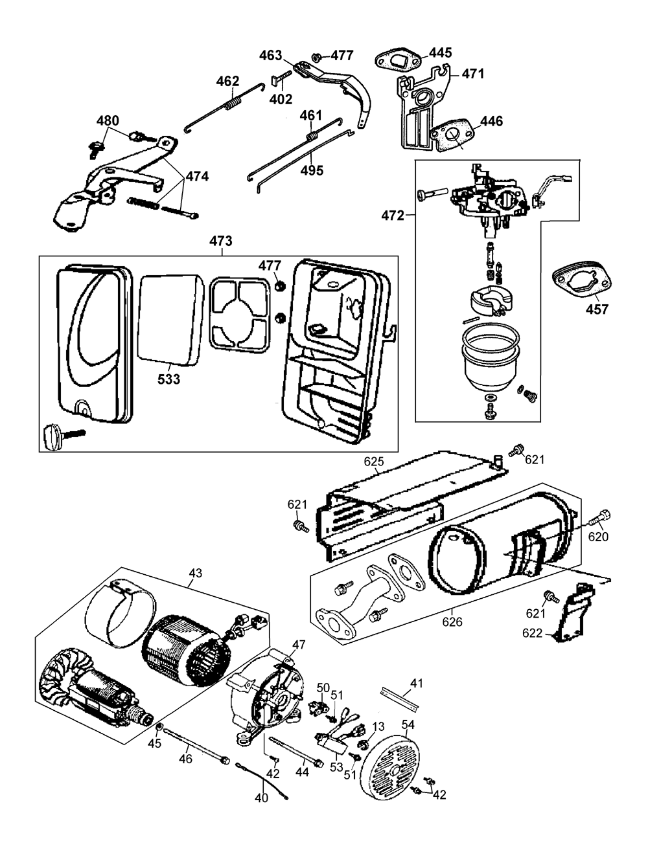 PCI2200-B3-Porter-Cable-T1-PB-2Break Down