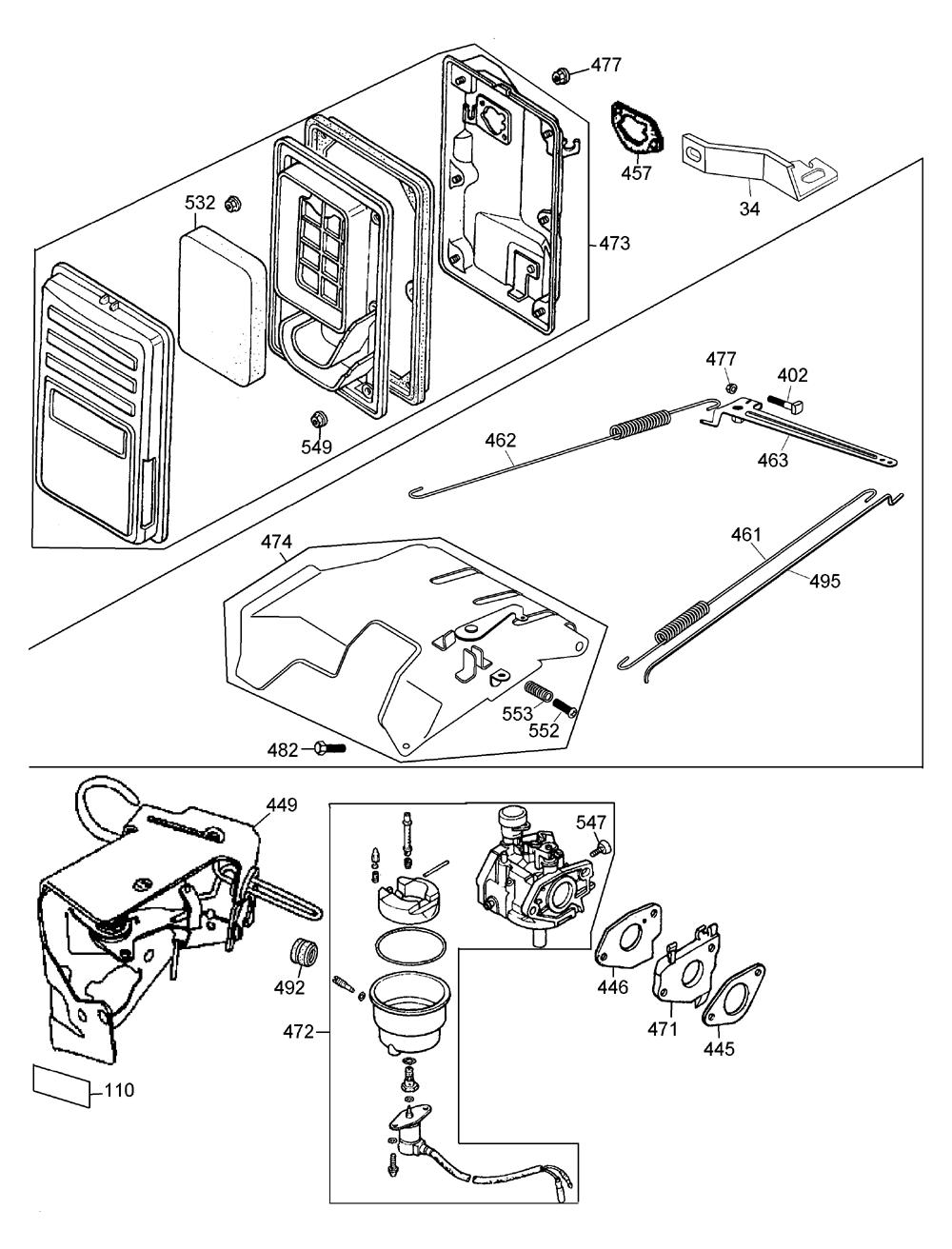 PCI2800-B2-Porter-Cable-T1-PB-2Break Down