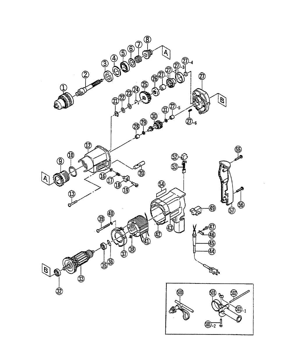 Buy Ridgid Pd1921v Replacement Tool Parts Ridgid Pd1921v