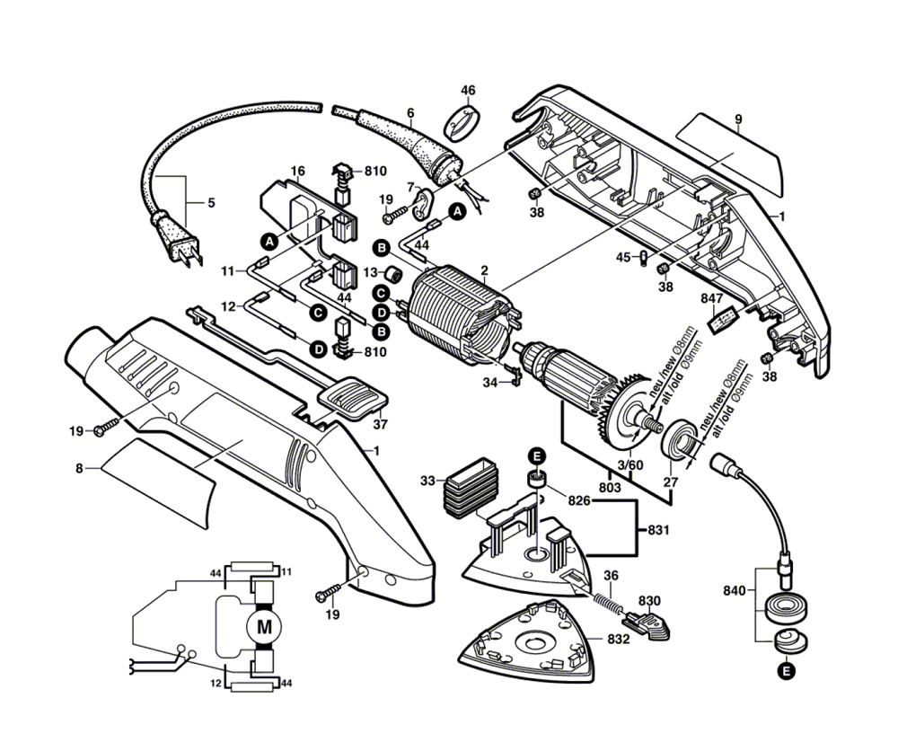 Milwaukee Sawzall Wiring Diagram 32 Images Delta Jointer Pda 100 A 28060330703929 Bosch Pb Free Image