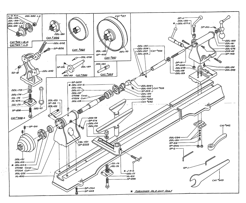 lathe tailstock diagram  lathe  get free image about