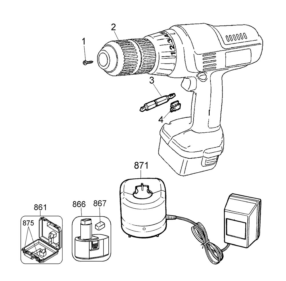 black and decker parts - 1000×984