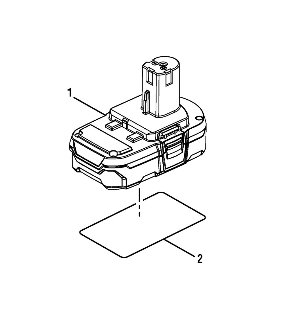 buy ryobi psl18ba1 replacement tool parts