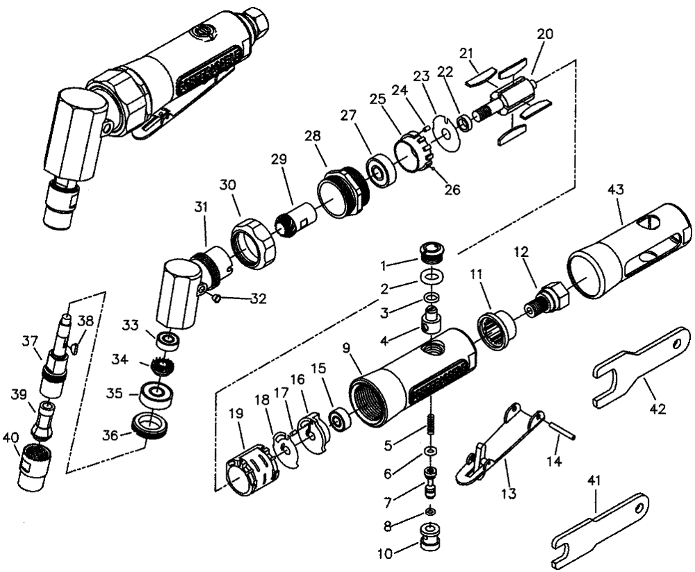 black and decker rotary tool manual