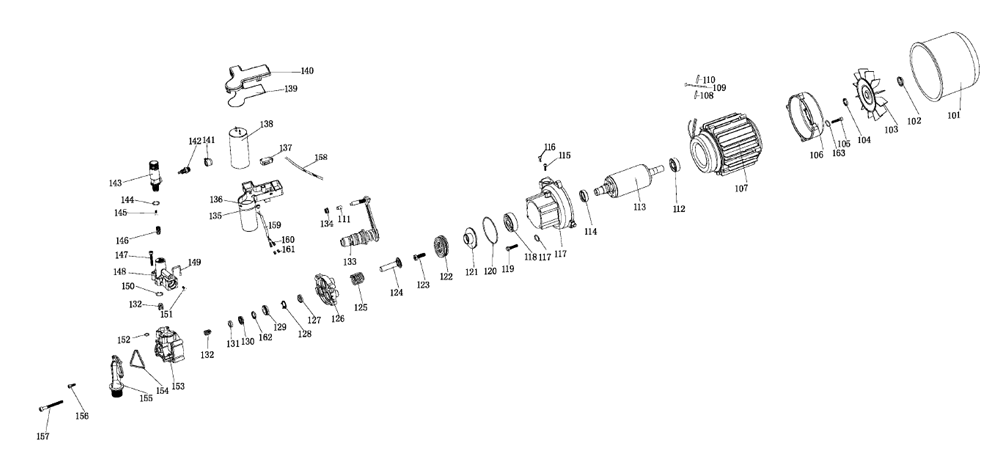 PW1600-BR-Porter-Cable-T1-PB-1Break Down