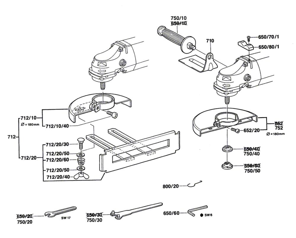 PWS12-180-(0603276039)-Bosch-PB-1Break Down