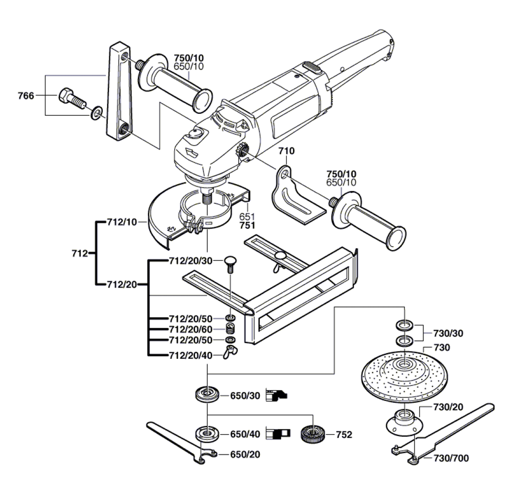 PWS14-180-(0603276139)-Bosch-PB-1Break Down