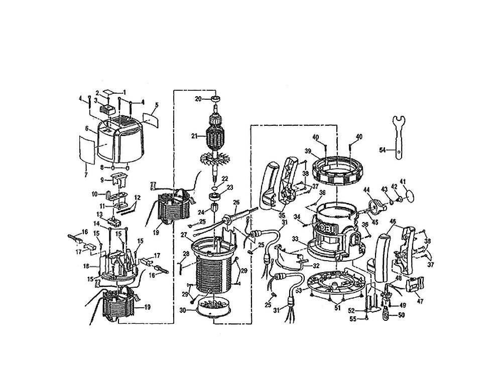 buy ryobi r160 replacement tool parts