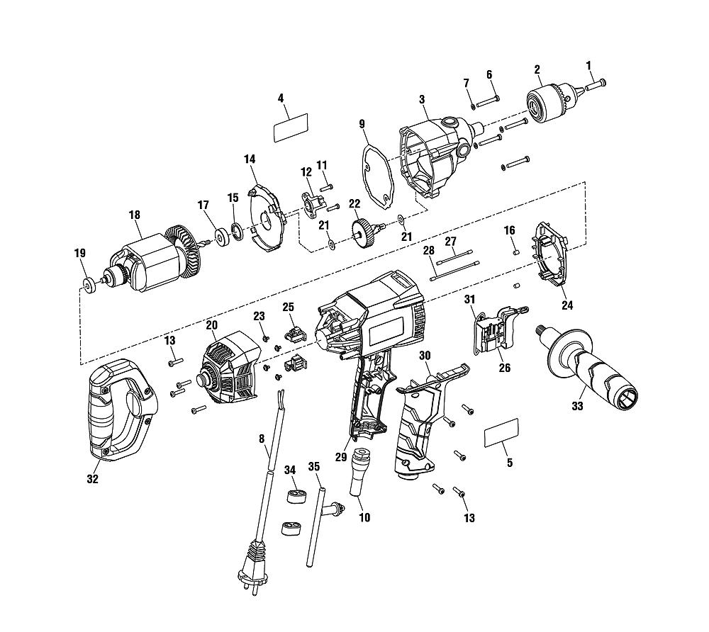 buy ridgid r7122 replacement tool parts