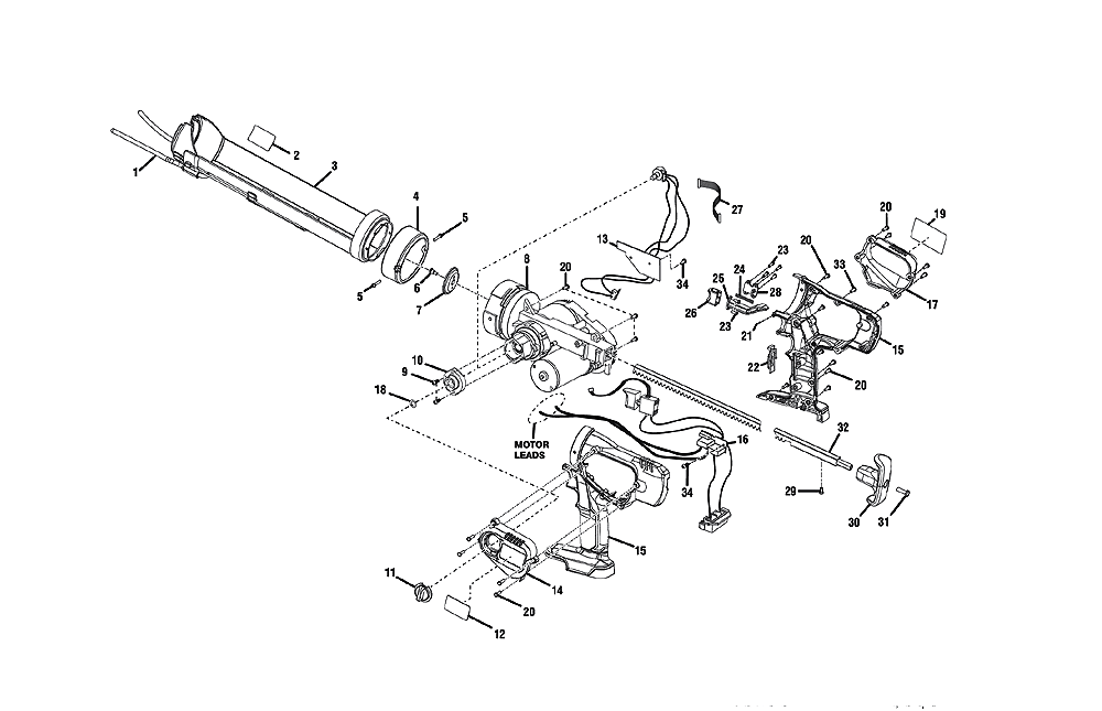 Buy Ridgid R8804 Replacement Tool Parts Ridgid R8804
