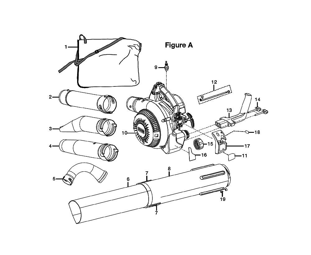 husqvarna blower parts diagram  husqvarna  free engine