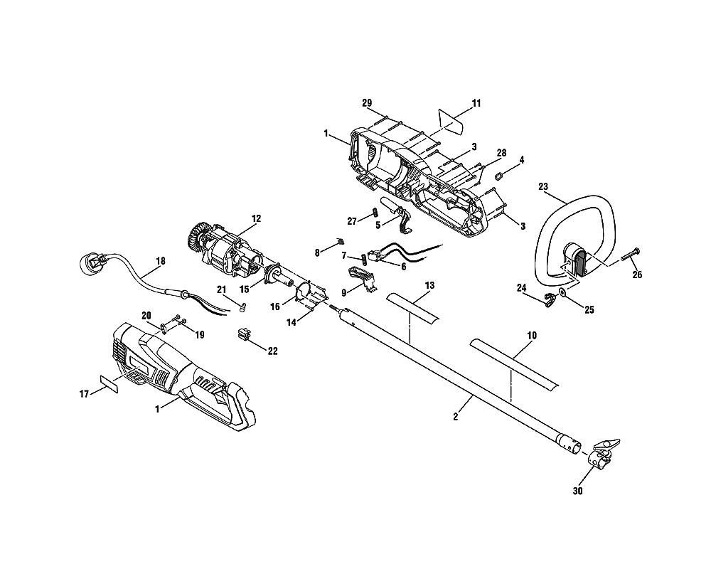 buy ryobi ry15122 replacement tool parts