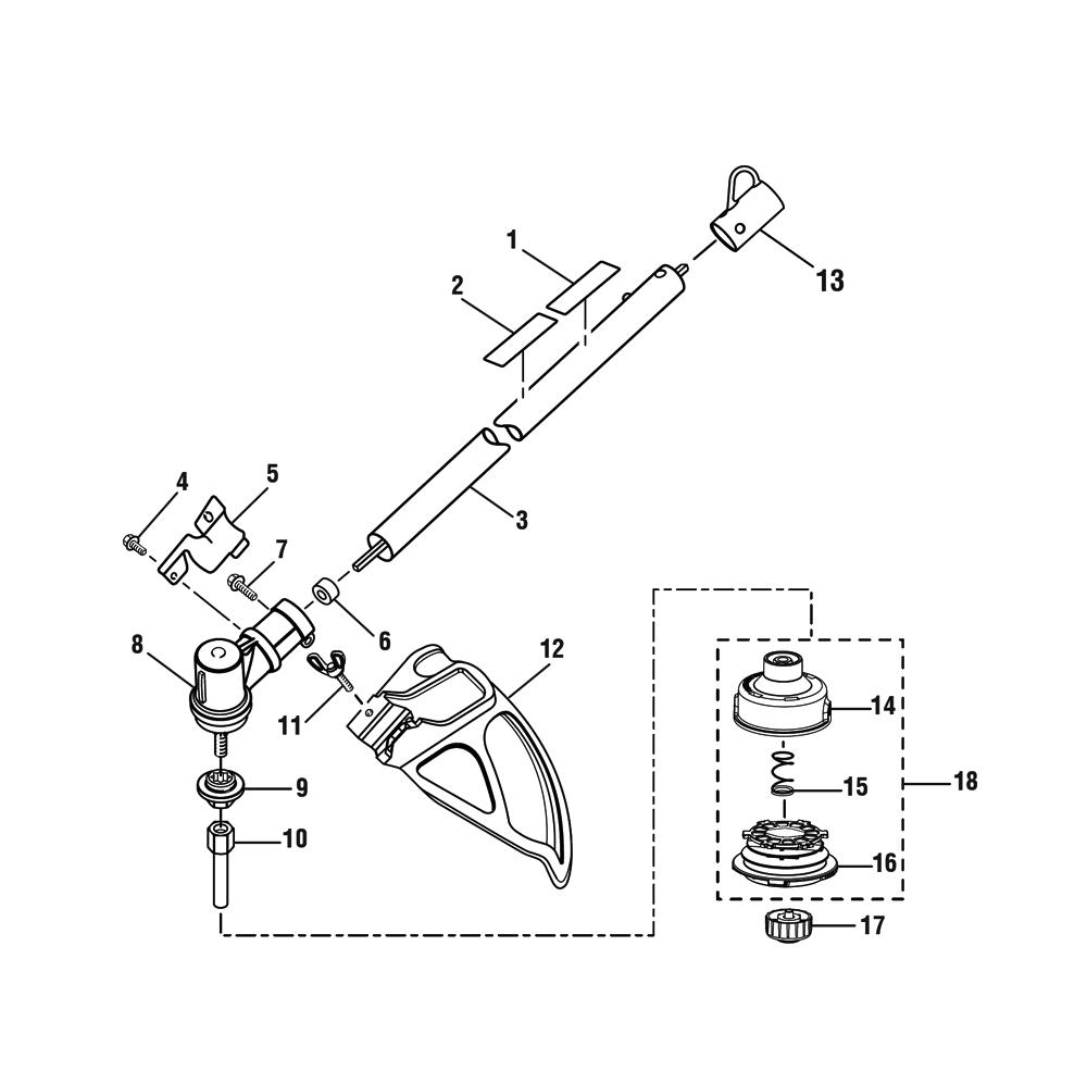 buy ryobi ry15523 replacement tool parts