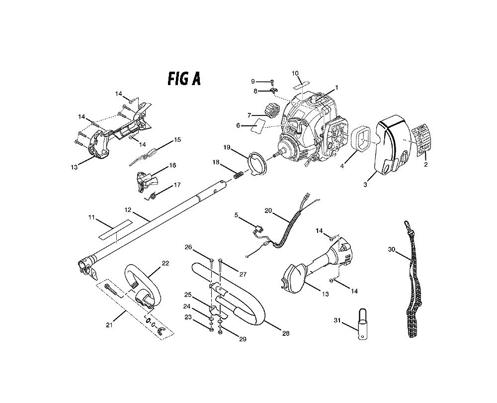 Ryobi Cs30 Parts Manual Zinstvde Ry30020b List And Diagram Ereplacementpartscom Tools