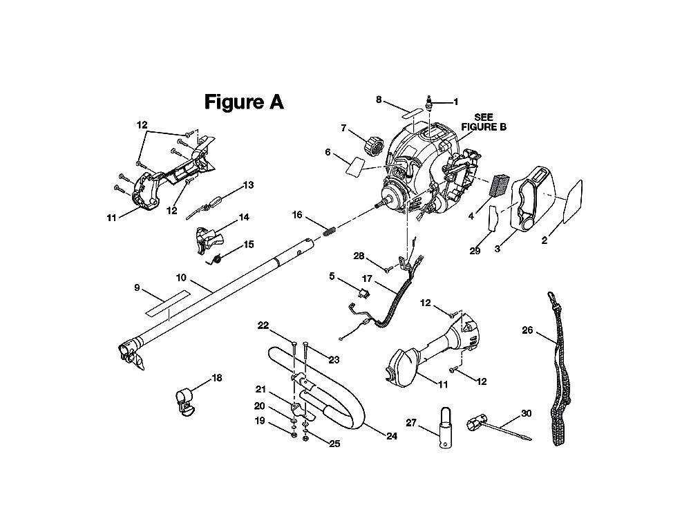 buy ryobi ry52502 replacement tool parts