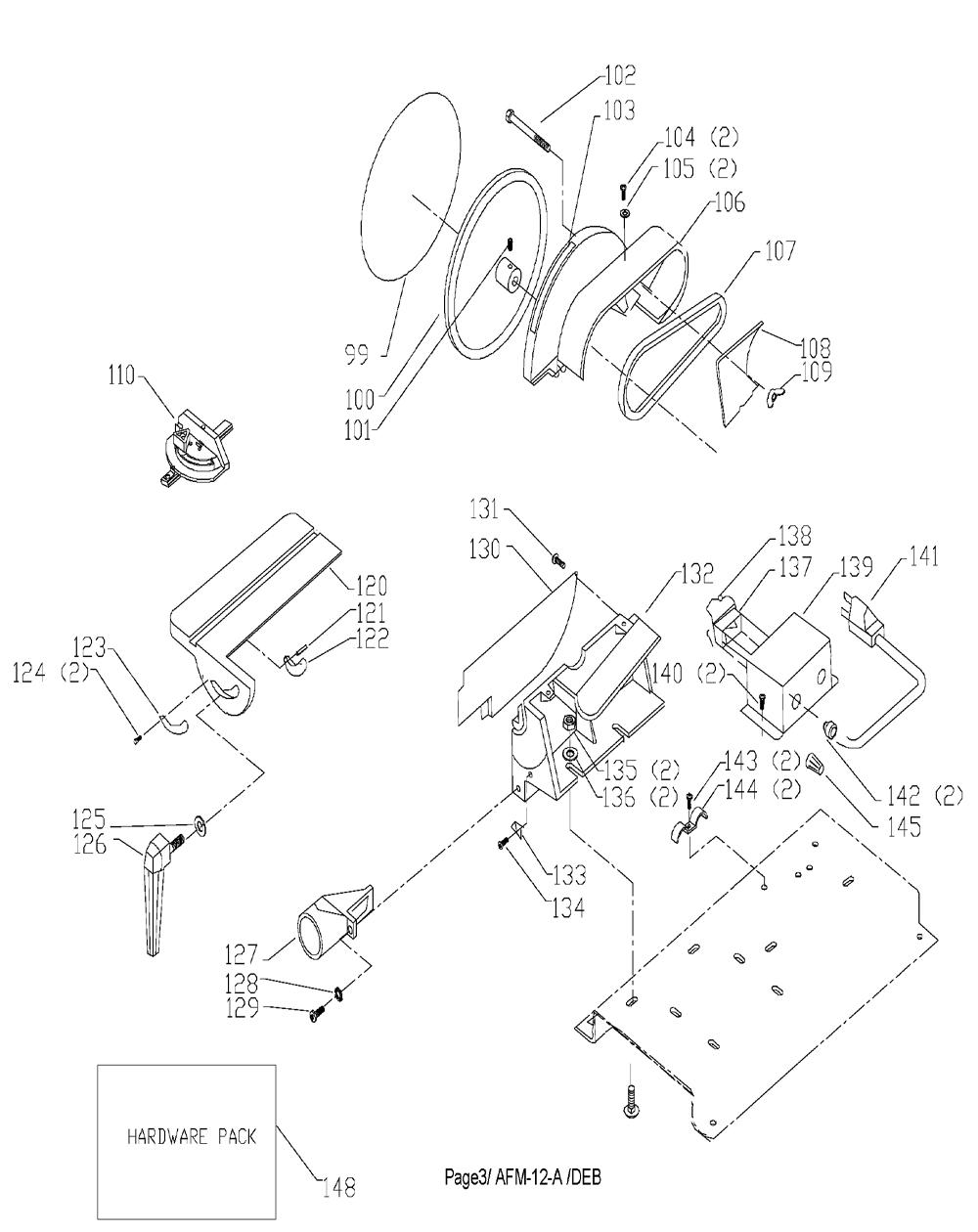 SA180-Delta-T1-PB-1Break Down