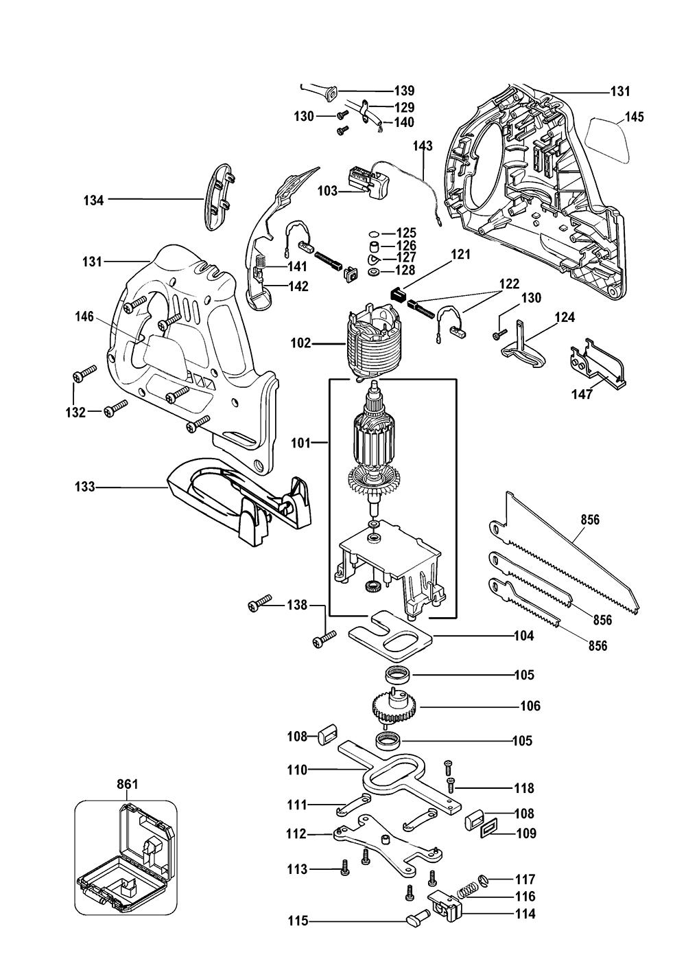 black and decker sc500 manual