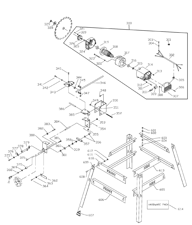 SM200L-delta-PB-1Break Down
