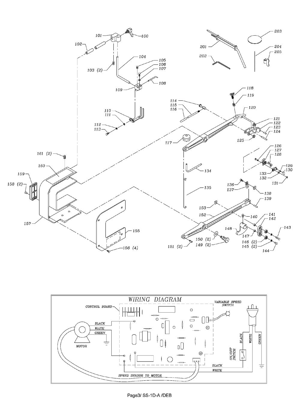 SS250-delta-PB-1Break Down