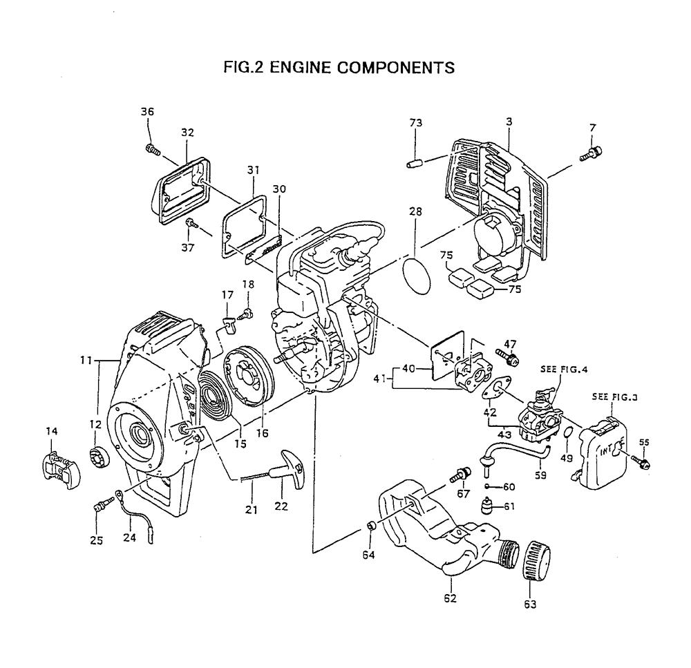 Hitachi 6685868 Piston Set Replacement Part