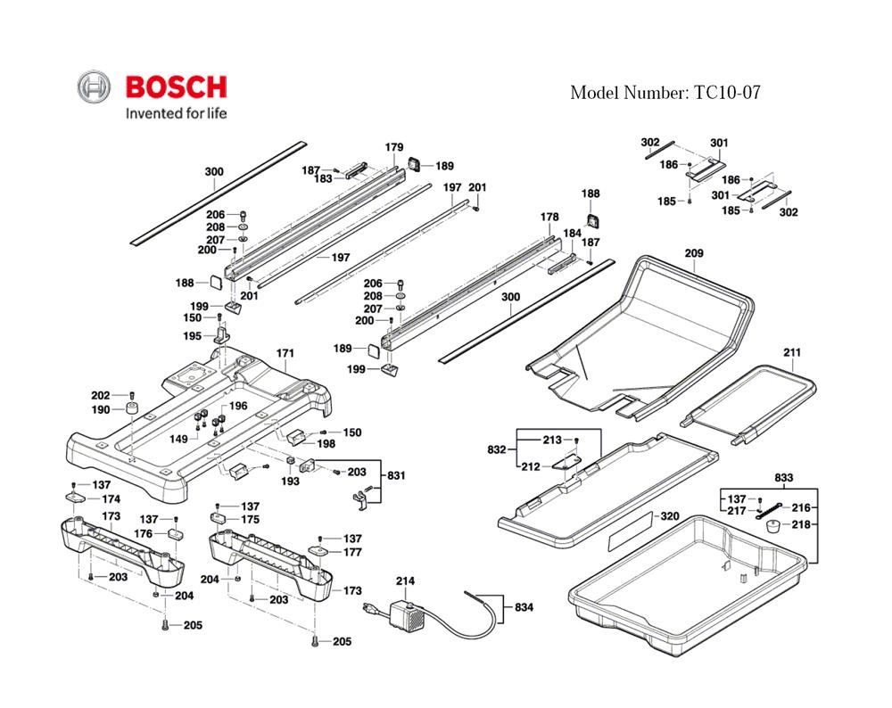 TC10-07-(3601M34010)-Bosch-PB-1Break Down