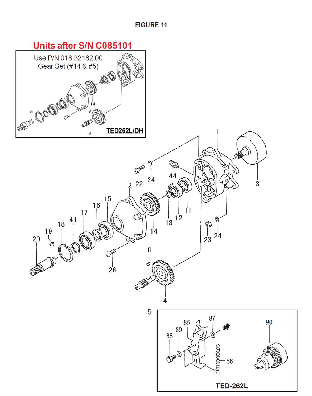 TED-262DH-Tanaka-PB-10Break Down