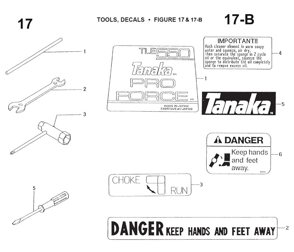 TLE-550-Tanaka-PB-16Break Down