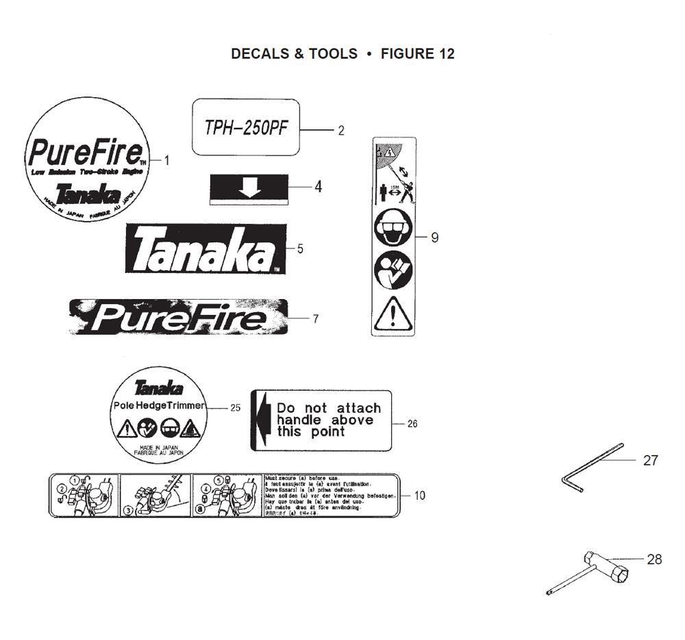 TPH-250PF-Tanaka-PB-11Break Down