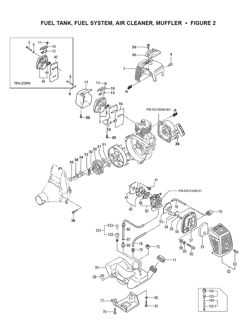 TPH-270PF-Tanaka-PB-1Break Down