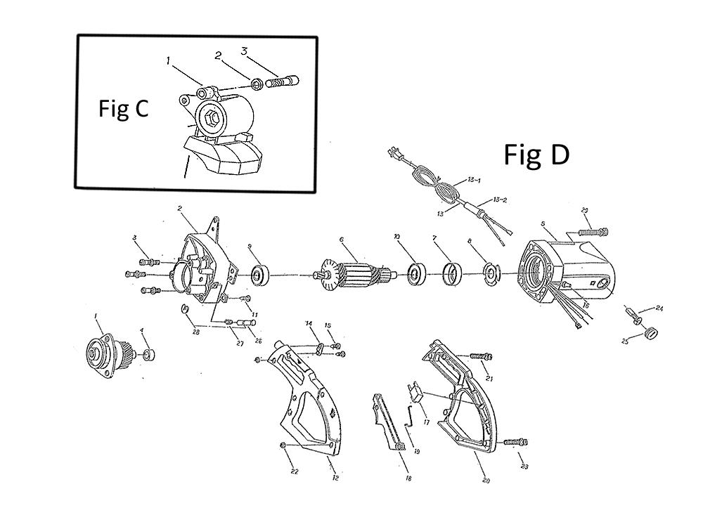 TS1301-Ryobi-PB-3Break Down