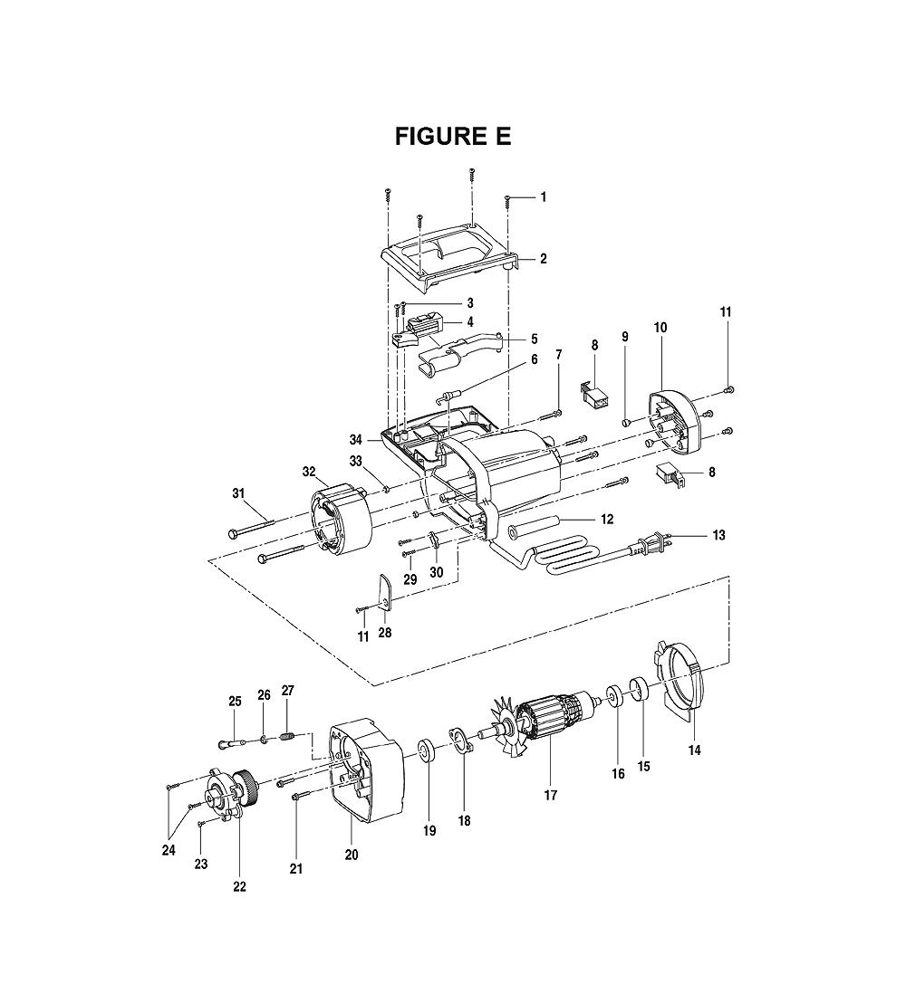 TS1550-Ryobi-PB-4Break Down