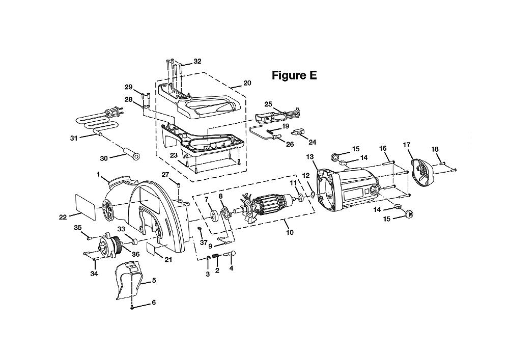 TS1552LA-Ryobi-PB-4Break Down