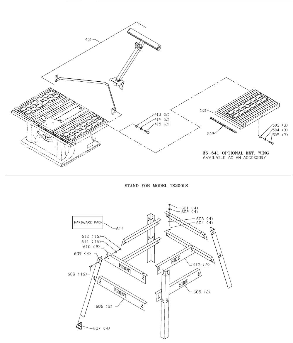 TS200-delta-PB-3Break Down