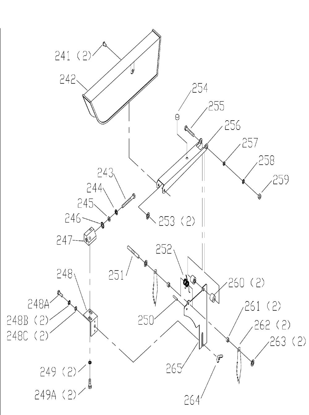 TS200LS-delta-PB-1Break Down