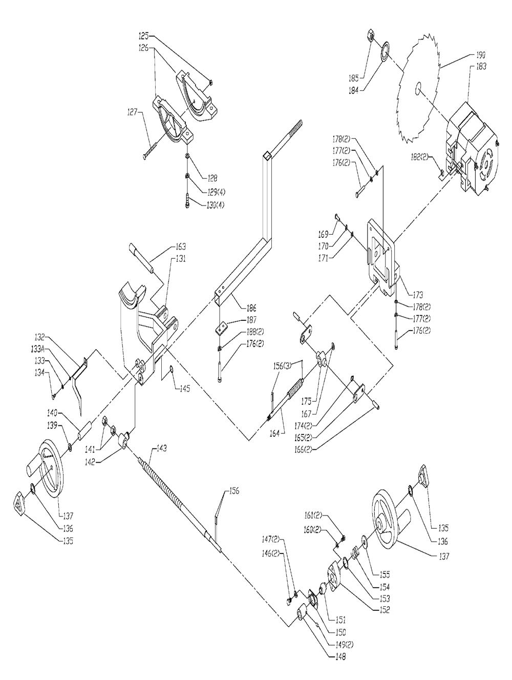 TS350-Delta-T1-PB-2Break Down