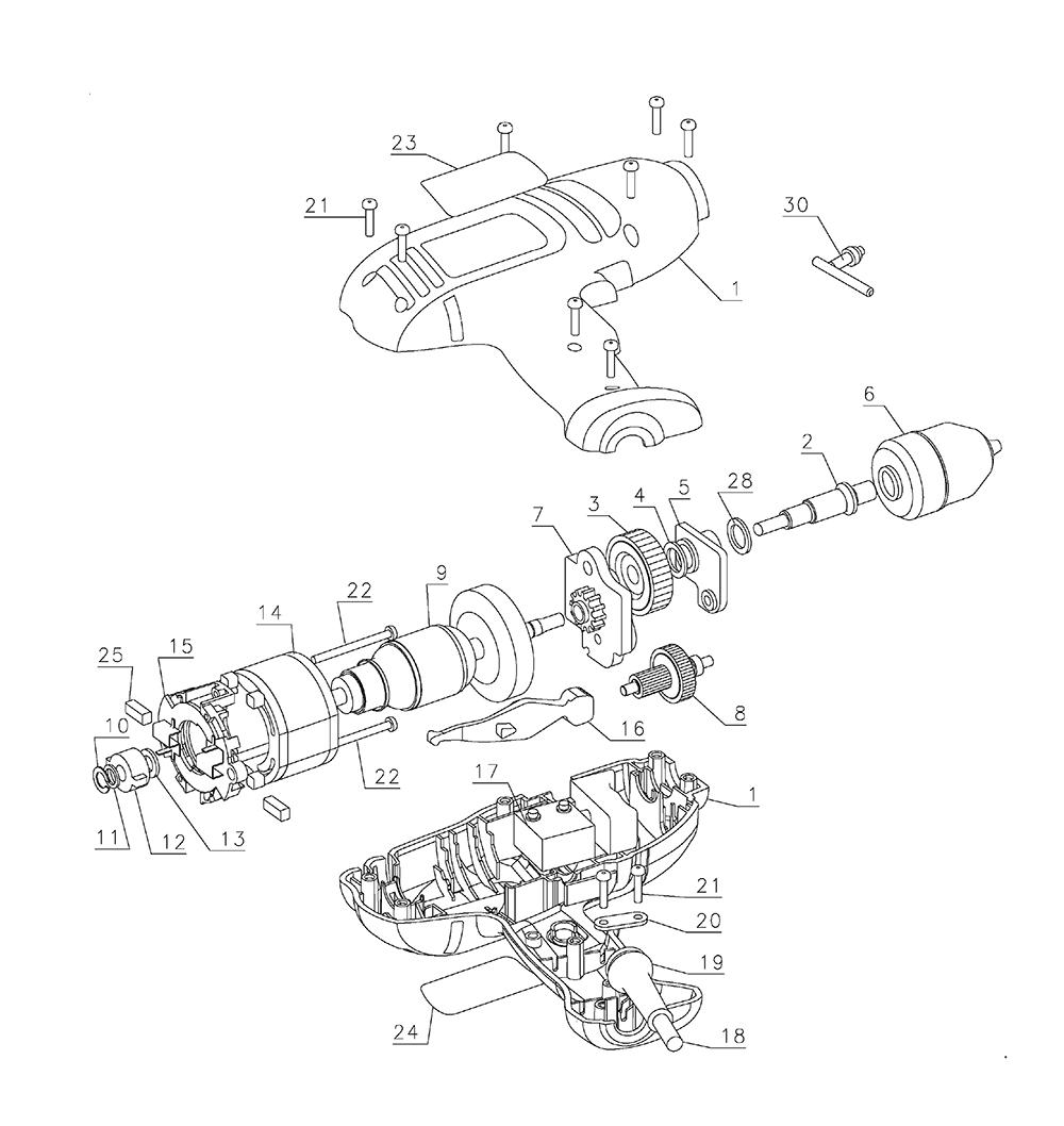 wiring diagram for ridgid 300 motor  wiring  get free image about wiring diagram