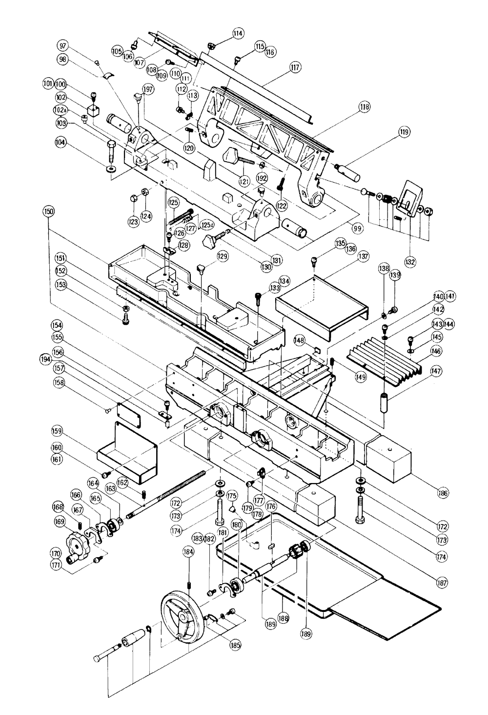 UA150-Hitachi-PB-1Break Down