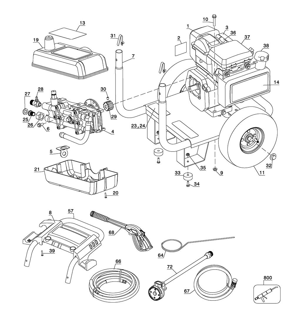 pressure washer wiring diagram on hotsy parts hotsy wiring